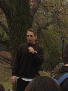 Tony Danza was there!