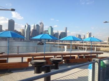 Brooklyn Bridge Park, Pier 5-6