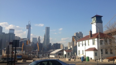 Freedom Tower on its way up!