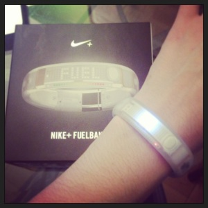 Nike Fuel Band!